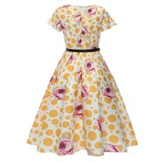 8daf4876cfa5cd 7 beste afbeeldingen van Swing Jurk - Dress patterns