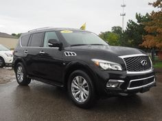 OT DEAL OF THE DAY: 2016 Infiniti QX80