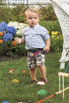 vêtements pour enfants Ralph Lauren