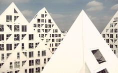 The Iceberg / our housing project in Århus, Denmark due for completion by the summer of 2013 / http://jdsa.eu/tad