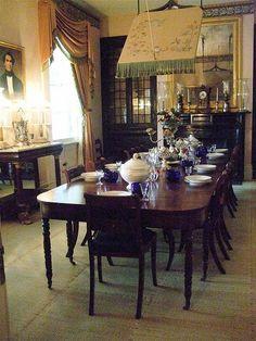 Rosedown Plantation Bedroom | Rosedown Plantation Interiors - an album on Flickr