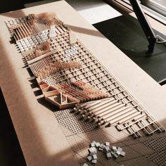 by @igamakoto #next_top_architects #image #art #architect...