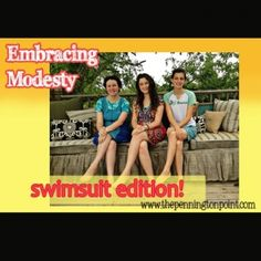 Embracing Modesty Gallery | The Pennington Point