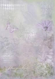 Lilac floral and script paper Lilac Flowers, Free Paper, Script, Christmas Cards, Butterfly, Floral, Handmade, Dwarf Lilac, Christmas E Cards