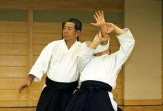 Saito Sensei - Morote Dori