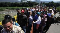 Venezuela reopens border with Colombia after eight days