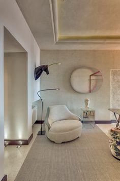 """""""Paglietta"""" rug G.T.Design collection, design Deanna Comellini.  © Loto AD Project – Hotel Punta Tragara, Capri ★★★★★"""