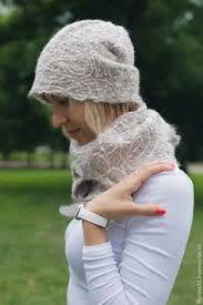 Resultado de imagem para little hat (crazy-wool + felting)