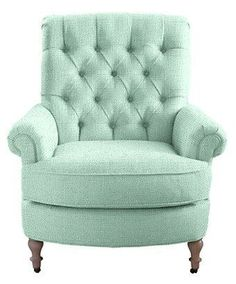 mint.quenalbertini: Armchair