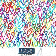 K 1 Kandinsky Inspired Hearts - Lessons ...