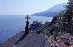 Cross on Athos