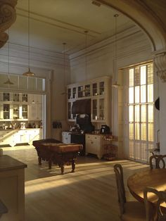 American Horror Story Coven house Set Designer Ellen Brill