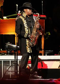 Clarence Clemmons, saxaphonist for Bruce Springsteen and the E Street Band, from complications due to a stroke, at age 69.