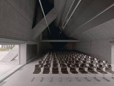 Awangardowe szwajcarskie szkoły: W takich ścianach można kuć