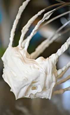 This Stabilized Whipped Cream uses cream cheese and confectioners' sugar for thickening instead of gelatin, so you can use it as a replacement for Cool Whip!
