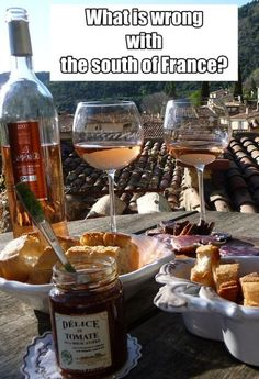 What is wrong with the South of France ?