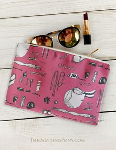 Horse Show Essentials  Accessory Pouch