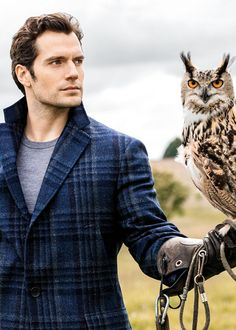 Henry Cavill photographed by Ben Watts for Men's Fitness magazine