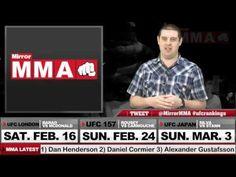 Mirror MMA (pilot episode): UFC heavyweights, Jimi Manuwa and THAT KO from Uriah Hall