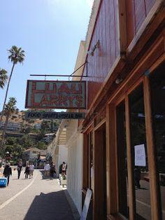 Luau Larry's in Avalon on Catalina Island