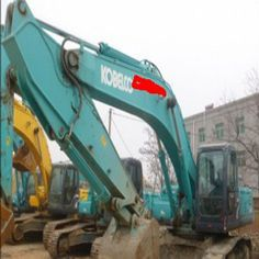 The ideal working style of Used Kobelco Excavator SK330-8