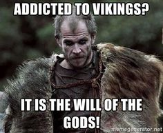 When someone stops you in the street to talk to you about Jebus. Vikings Show, Vikings Tv Series, Vikings Season, Norse Pagan, Norse Mythology, Movie Memes, Funny Memes, Funny Quotes, Norse Alphabet