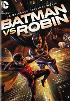 Batman vs. Robin | DVD | When Batman finds himself under attack by his own son, Damian (Robin), he at first suspects the hand of Ra's Al Ghul behind the treachery, but then comes to see that the boy may be controlled by a mysterious and murderous society known as the Court of Owls.