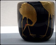 Natsume - tea caddy