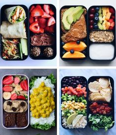These healthy vegan bento box ideas and recipes for lunch will make sure that you or your kiddos never go hungry or have to buy junk food! A ton of delicious and plant-based ideas you can make for work, school or road trips.