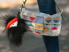 Fashion's World Capital: Fendi bag