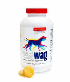 #Pet Research: #FREE #Sample of #Wag #Dog #Joint #Supplement!