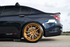#BMW #F01 #750i #Sedan #xDrive #Individual #MPerformance #StrasseWheels #Luxury #Ship #Live #Life #Love #Follow #Your #Heart #BMWLife