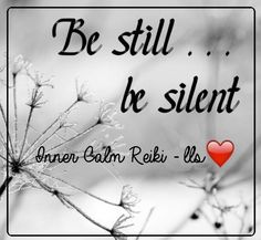 That intuitive voice or messages that you hope to receive, come in the softest of whispers. If you're waiting for a big boom or a flashing neon sign, you will miss it. It's just a feeling, and a knowing. To hear, you must be still...be silent - Leslie <3 Inner Calm Reiki #intuition #silence #reflect