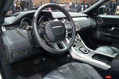 Range Rover Evoque @ Geneva 2015