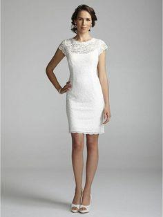 La robe mariée courte originale robe mariee civile