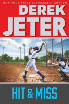 J FIC JET. Young Derek Jeter's friendship with a new student puts him at odds with his friends and seems to be hurting his baseball swing, plus he gets in trouble for confronting a student who is bullying his sister, in violation of the contract with his parents.