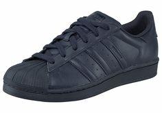 Produkttyp , Sneaker, |Schuhhöhe , Niedrig (low), |Farbe , Nachtblau, |Herstellerfarbbezeichnung , NIGHT NAVY/NIGHT NAVY/NIGHT NAVY, |Obermaterial , Materialmix aus Synthetik und Leder, |Verschlussart , Schnürung, |Laufsohle , Gummi, | ...