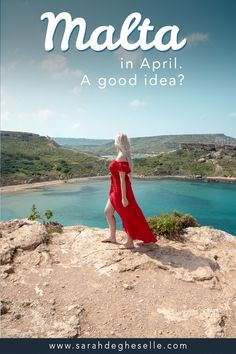 Are you still looking for a vacation destination during the Easter holidays? Find out why April is the perfect period to visit Malta. European Travel Tips, Europe Travel Guide, European Destination, Travel Guides, Backpacking Europe, Travel Through Europe, Travel Advice, Travel Pics, Easter Holidays