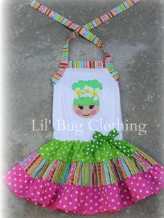 Lalaloopsy...this is SEW cute!! :)