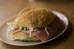 First Day: You can finish your day at La Condesa. In the neighborhood you´ll find a bunch of restaurants with the Mexican fusion and flavors from all around the country, like semita poblana, this sandwich made with ham, cheese, chipotles, avocado, tomato and herbs). #MexicanCuisine #MexicoCity #DF 3Mexico #Tour #Trip #Gastronomy
