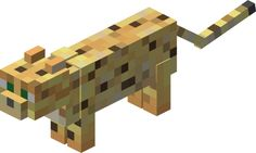 Minecraft Ocelot Coloring Pages Gato Minecraft, Minecraft Png, Minecraft Skins, Minecraft Party, Gugu, Minecraft Pictures, Minecraft Characters, Types Of Cats, Minecraft Creations