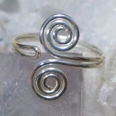 wire rings - many photos
