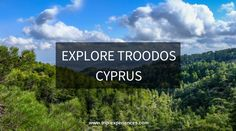 Troodos is the largest mountain range in Cyprus, known for its resorts, traditional villages, scented forests, and for its cultural heritage. North Cyprus, Mount Olympus, Paphos, Mountain Range, Mountains, Forests, Resorts, Places Ive Been, Travel Tips