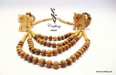 Beautiful Wooden Beads..