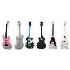 Výsledek obrázku pro guitarra de peluche