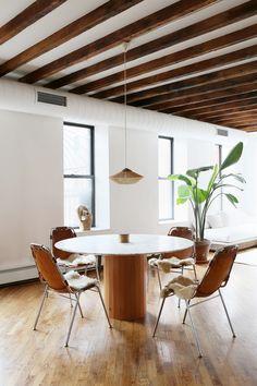 Monday Mood: The New York Home Of Daphne Javitch — BADLANDS