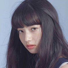 Japonese Girl, Nana Komatsu, Ulzzang, Female Character Inspiration, Japan Photo, Girls Characters, Japanese Models, Model Photos, Cute Hairstyles