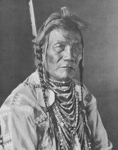 Bird Rattler, Blackfoot.1927