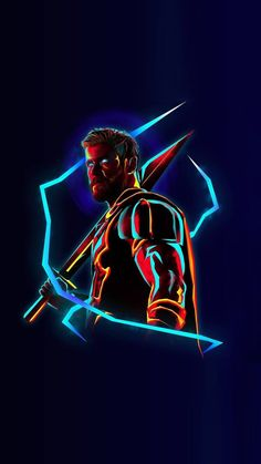 Wallpaper Avengers Infinity War Characters Iphone Iphonewallpapers