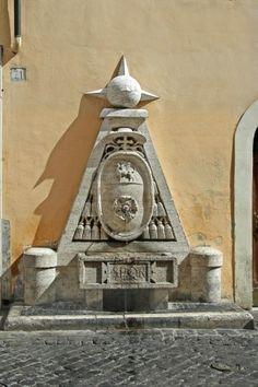 Fontana della Cancelleria, Roma
